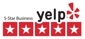 5 star Yelp business